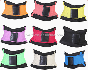 Wasit Cincher Slimming Belt Sport Body Shaper Waist Training Corsets For Sale 100% Latex Waist Trainer