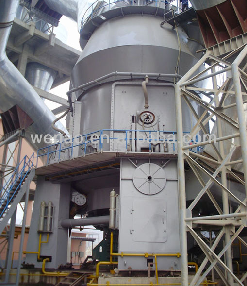PFRM Roller Mill,Vertical slag grinding mill