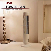 ABS New Material USB Mini Bladeless Portable Fan