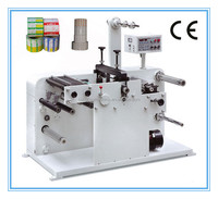 TXY-320 high speed rotary adhesive label trademark die-cutter machine with slitting made in china