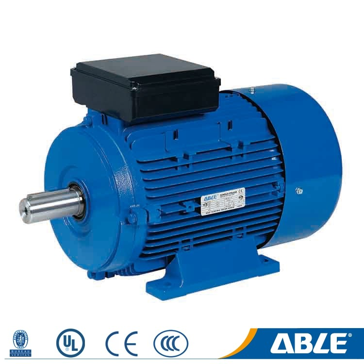 ABLE dual capacitor 1500 watt single phase 1450 2800 rpm electric motor