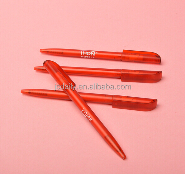 Best selling office advertising plastic ballpoint <strong>pen</strong> with custom logo