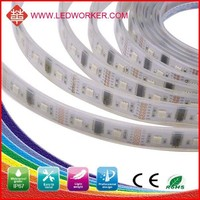 Made In China IP67 36SMD/M Flexible Led Strip Light led 12v/24v DC 5050 bicycle led strip light high quality
