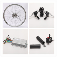 High quality E-bicycle front hub wheel,E-bike wheel hub,electric front wheel bike conversion kit