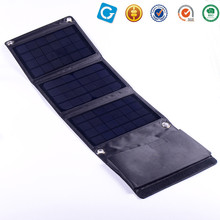 Electronics Camping Portable Solar Charger Bag Solar Foldable Solar Panel Power USB Battery Charger for Mobile Phones