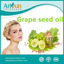 OEM 100% Pure Natural Grape Seeds Extract Full Body Oil Massage