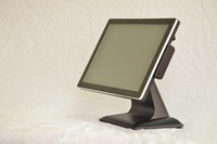 15 '' POS terminal with resistive touch screen