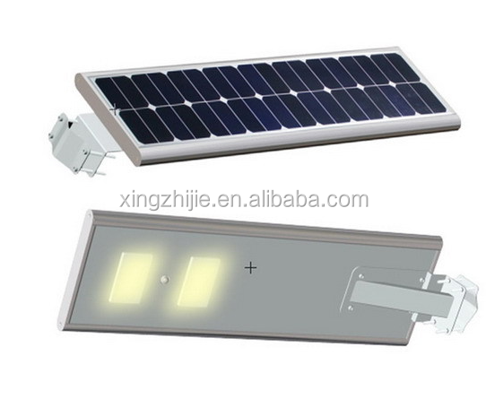Hot sale high performance 8w to 60w street light solar kit with factory price