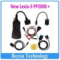 Top Best 2015 Wholesale Low Price Lexia 3 Citroen Peugeot Diagbox Diagnostic Tool,Lexia 3 v48 PP2000 V25 with Diagbox V7.53