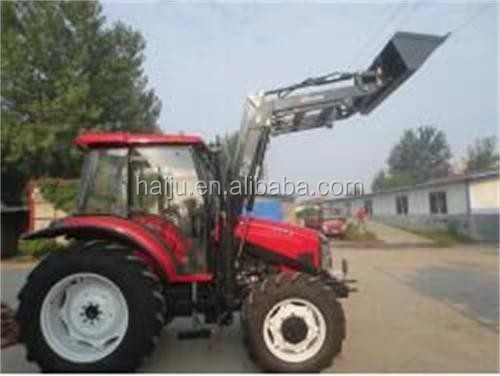 china cheap good quality small garden tractor loader