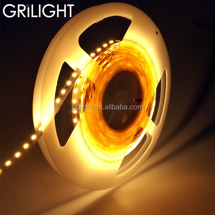 3 MacAdam 2400K 2700K 3000K 3300K 60led 120led warm white 2835 led strip