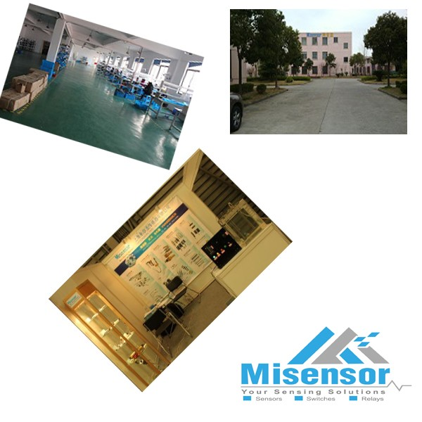 Misensor liquid water level sensor
