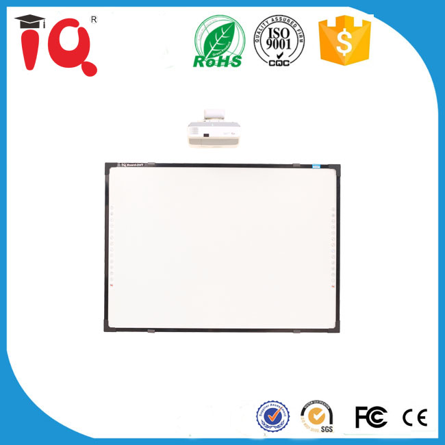 High Quality classroom electronic smart whiteboard with stand