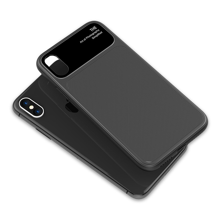 2018 new glass soft protective tpu case for <strong>iPhone</strong> X 7 8 plus , cell phone cover For <strong>iPhone</strong> X case