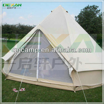 WINTER COTTON TENT CANVAS BELL TENT 5M