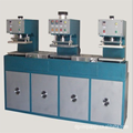 Supply of high-performance air pressure triple hot-pressing platform