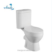China factory sanitary ware ceramic toilet washdown two-piece closet best selling products