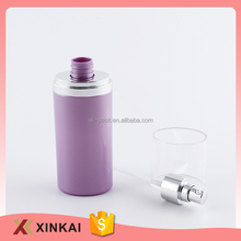 New products plastic cosmetic airless bottle