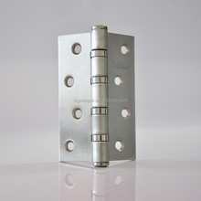 Steel Satin Nickel window hold open hardware fairy door hinges