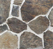 Decorative slate irregular stone brick veneer cladding for wall and floor
