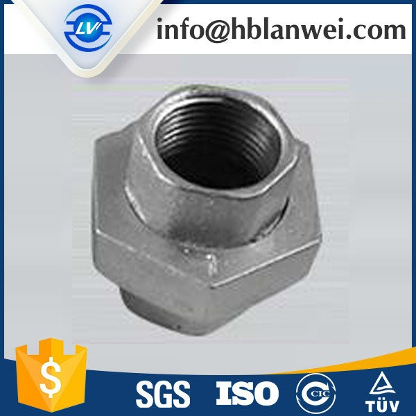 heavy duty 330 union malleable iron pipe fittings