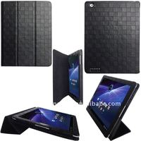 2015 Wholesale Products Best Selling PU Leather Tablet Case For iPad2/3/4