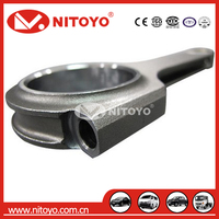 For Volvo B23 H Beam forged 4340 connecting rod