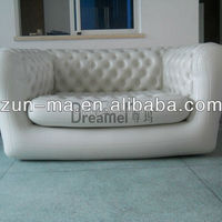 Chinese Guangdong Furniture Simple White Inflatable