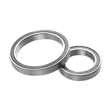 OEM Customized stainless steel single row deep groove ball bearing 6204