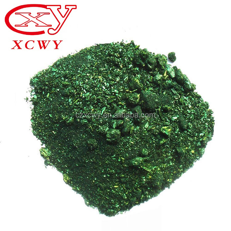 Excellent manufacturer selling hot sale and durable high quality basic dyes basic green 4