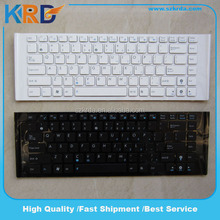 Laptop keyboard compatible for Asus A40 A40J A40D A40E A40E A40DR U80E with frame
