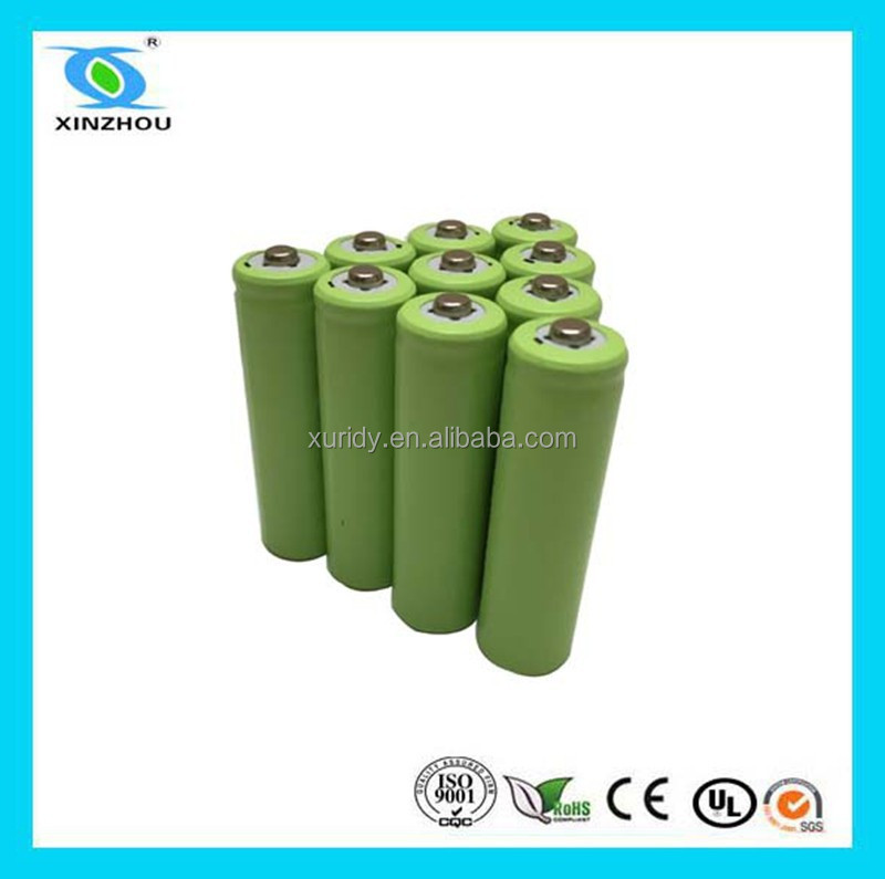 High quality eco-friendly cylindrical nimh batteries