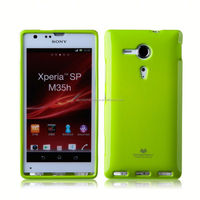 For Sony Experia Z3 Mini Case,Soft Jelly Skin Tpu Back Cover