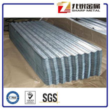 Galvanized iron sheet for roofing / roofing sheet