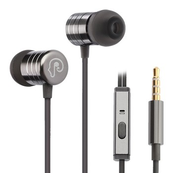 list of electronic products mp3 earphone with mic china factory wired earphone