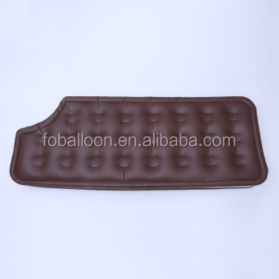 180x90cm Giant Inflatable Chocolate Shape Pool Float for swimming fun