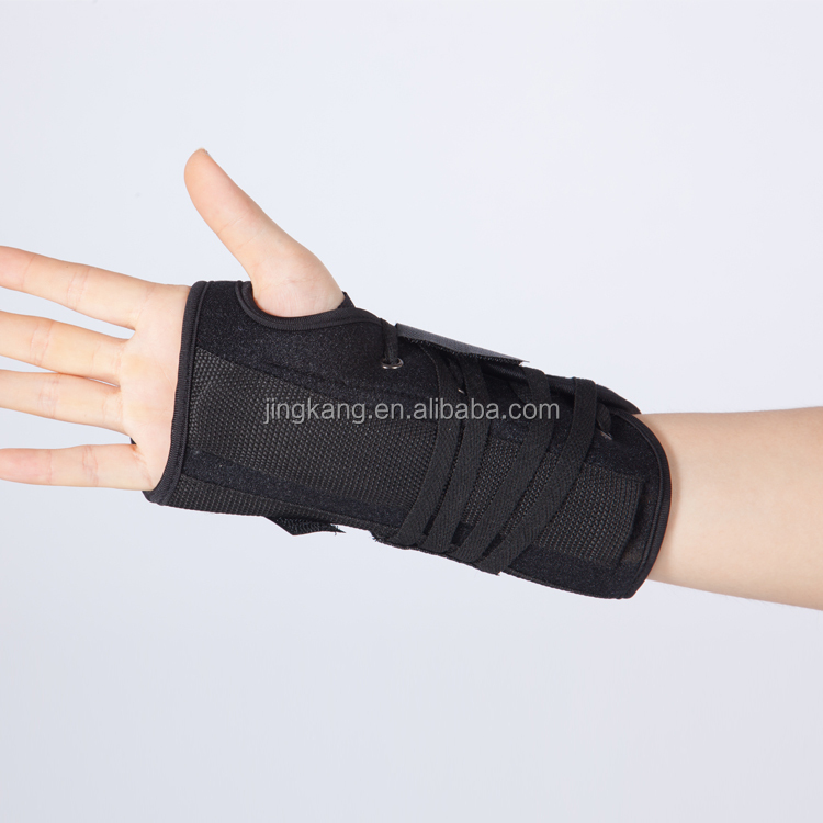 lace up Wrist Immobilization Splints Medical Wrist brace for unstable wrist