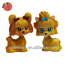 Factory direct wholesale custom small plastic vinyl hot toys