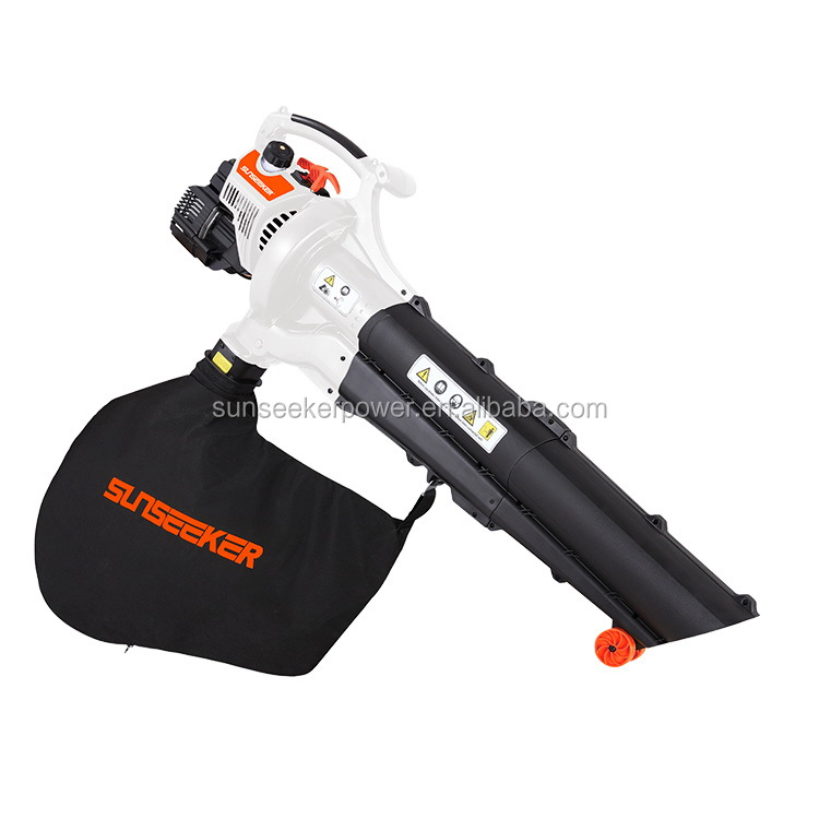 China manufactory new design petrol gas power type leaf blower