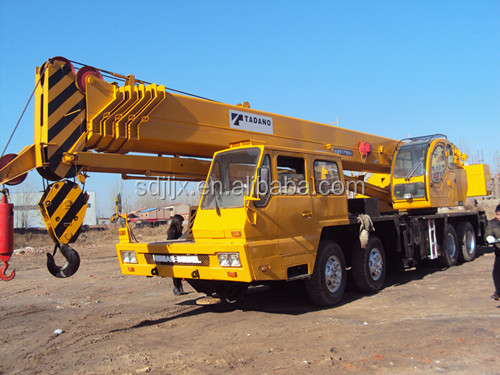 Best quality 50tons old cranes for sale