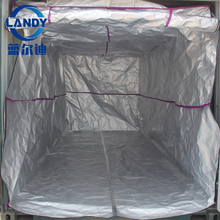 Prefab cabin colorful woven bulk thermal heat recyclable reflective insulation container house flame-Resistant liner