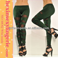 Wholesale 2013 flexible sexy models legging