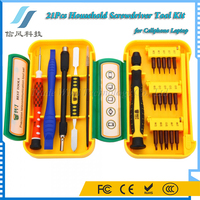 21 in 1 Household Cellphone Laptop Repair Screwdriver Tool Kit BST-8924