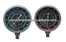Stainless Steel Vacuum and Compound Positive Pressure Gauge