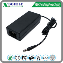 input 100 240v ac 50/60hz power adapter dc power plug adapter 12 volts 4A