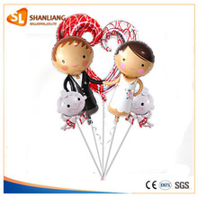 Birthday Party Wedding Decoration Suit Set Balloon Mickey Mine Baby Shower Set BalloonParty Cake Balloon