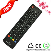 long distance lcd tv universal remote controles
