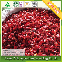 Factory price China's hot and appetitive dried red chili cuts
