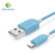 Aluminum foil shiled Custom logo high speed 2.0 v8 micro usb cable