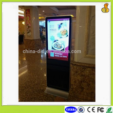 2016 42inch Android system Touch screen kiosk totem lcd display/Vertical Display tv/ Indoor Advertising Kiosk Lcd Monitor